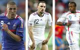 2010, l'année vice (pour bleus Benzema, Govou, Ribery