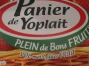 Panier Yoplait fraise
