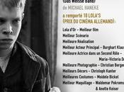 Ruban Blanc Michael Hanecke plein Allemagne!!