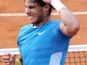 Masters 1000 Rome 2010 Rafael Nadal gagne rejoint Agassi