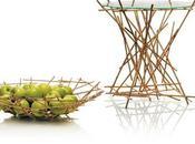 Nouveautés Alessi, collection Blow bambou