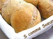 Petits pains noix clémentines confites