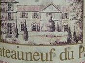Menu Cerf civet, chutney d'airelles confites Nerthe 1990 Janasse Chaupin