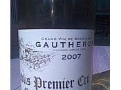 bien jolies bouteilles Pontet canet Chablis Gautheron Sancerre Mellot Nuits Saint Georges