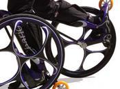 Chariot Skates concept roller tout terrain
