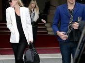 Kate Moss brille Longchamp