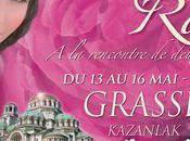 Fête roses Grasse