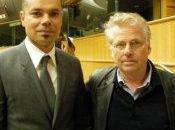 """""""Orpailleur"""" Marc Barrat, présenté devant députés Parlement Européen"""