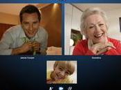 Skype bêta disponible...