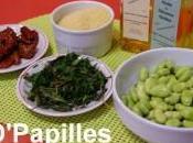 Taboulé fèves