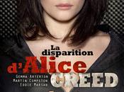 Critique avant-première Disparition d'Alice Creed (par CroixdeMalte)