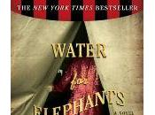 Water Elephants tournage