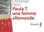 Paula femme allemande Christoph Hein