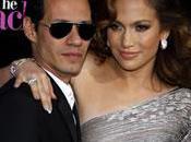Jennifer Lopez Marc Anthony s'éclatent Cannes