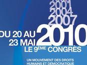 Maroc L'AMDH tient 9ème Congrès National 2010
