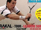 Squash Yonnais, Alfa vendée Julien Balbo