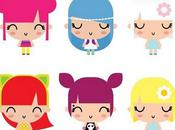 Girly icons Icônes gratuites 100% fille