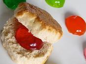 Scones Sweet Jelly