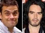 Angleterre It's coming home version 2010 Robbie Williams Russell Brand