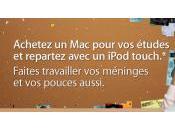 Opération Back School l'Apple Store
