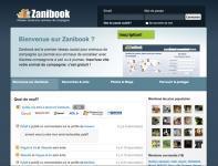 Zanibook Facebook animaux