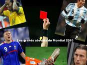 grands absents mondial 2010