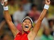 Seul chinoise parvient qualifier 3ème tour Rolland Garros