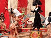 """Circus Beauty"" Vogue Italia (2007)"