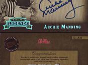 Hall Fame Archie Manning (QB).