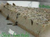Tarte Chèvre Fines Herbes