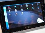 Windpad avec Android Nvidia Tegra