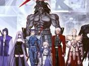 véritable identité personnages Fate Stay Night