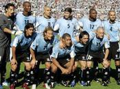 liste Uruguayens pour Coupe Monde 2010