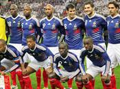 France face Chine match amical soir vendredi juin 2010