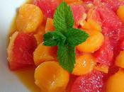 Soupe Melon Gingembre