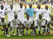 liste Ghanéens pour Coupe Monde 2010