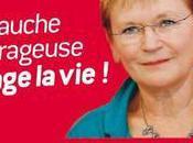 Marie-George Buffet (PCF) Ajaccio aujourd'hui: programme visite