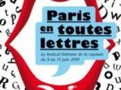 Festival Paris toutes lettres: être (a)voir