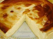 Gâteau fromage blanc fond pâte amandine citron