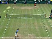 Halle vidéo Federer contre Kohlschreiber (11/06/2010)
