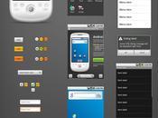 Mobility Mockup Eléments pour maquettes d'applications mobiles