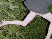 Comment tordre cheville tomber avec ballerines plates pieds