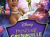 Princesse Grenouille [blu-ray] décevant retour sources