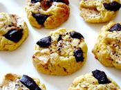 Cookies guimauve chocolat noir