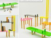 welcome jungle colourful furniture kids