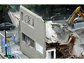 démolition foireuse dans rues Vancouver videos)