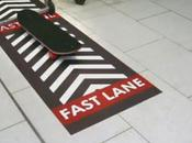 L'info marcolablague: Volkswagen Fast lane project