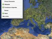 Google Earth iPad...