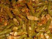 Haricots verts bolognaise thon Sylvia