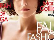 Marion Cotillard anges couverture Vogue Juillet